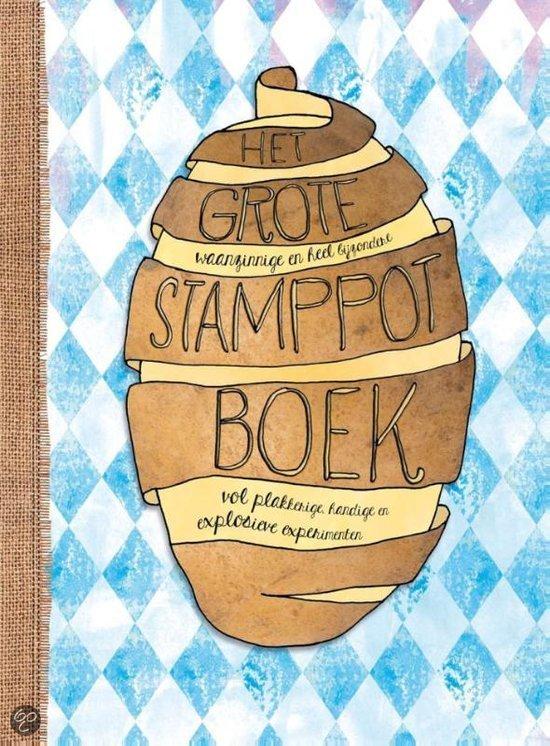 stamppot boek